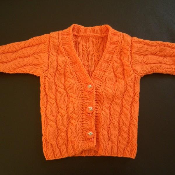 Jackerl orange