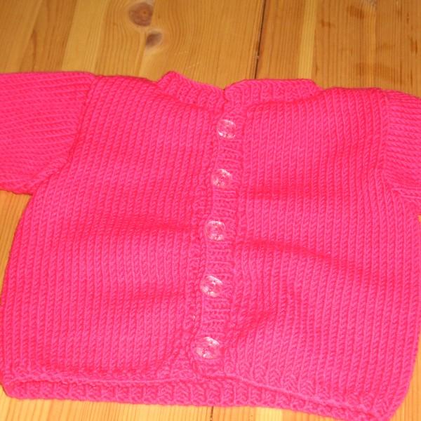 Jackerl pink