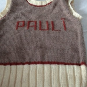 Pullunder Pauli