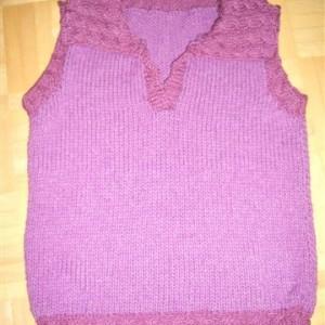 Pullunder violet