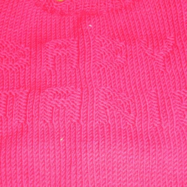 Strickname pink