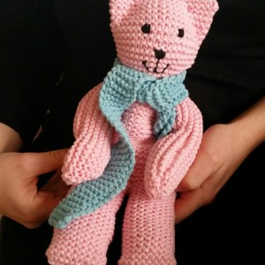 Teddy rosa