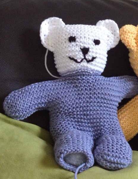 Teddy zweifärbig