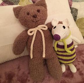 Maus & Teddy_