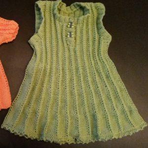 Kleidchen grün